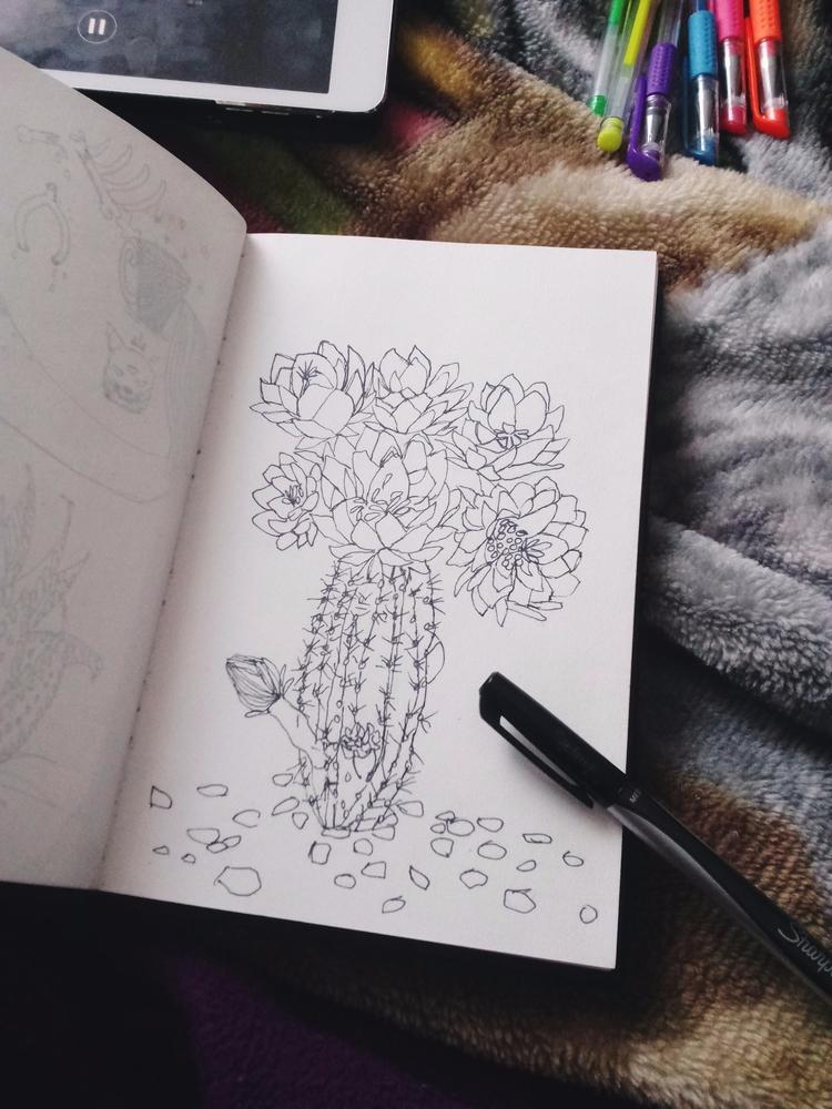 Drawing number 1 medium - artistsketch - meatballvizzy | ello