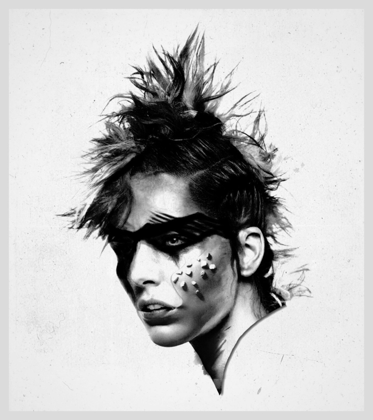 MichaelZebrick, furiosa, collage - zeebs | ello
