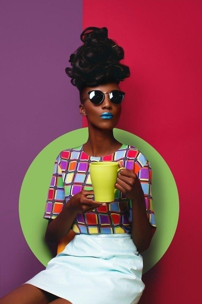 Kenyan model Sylvia Owalla Read - jc-arts | ello