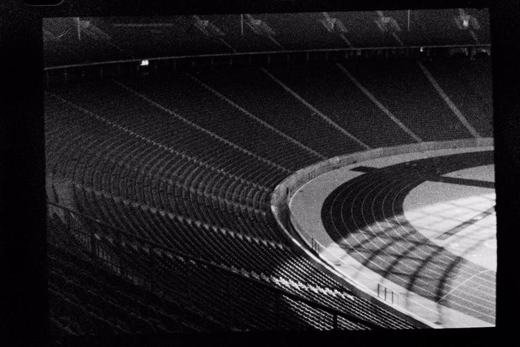 Berlin Olympic Stadium - analog - stikka | ello
