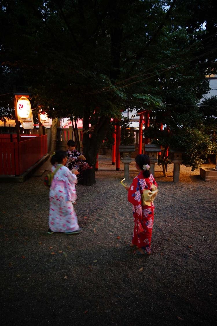 Sansya Matsuri (三社祭り - qui-ou-la | ello