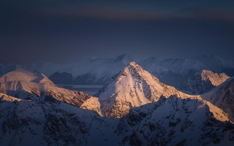 *North Suicide Peak* beautiful  - tobyharriman   ello