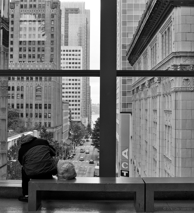waiting - Seattle, Lee_Valentine - everythingends | ello