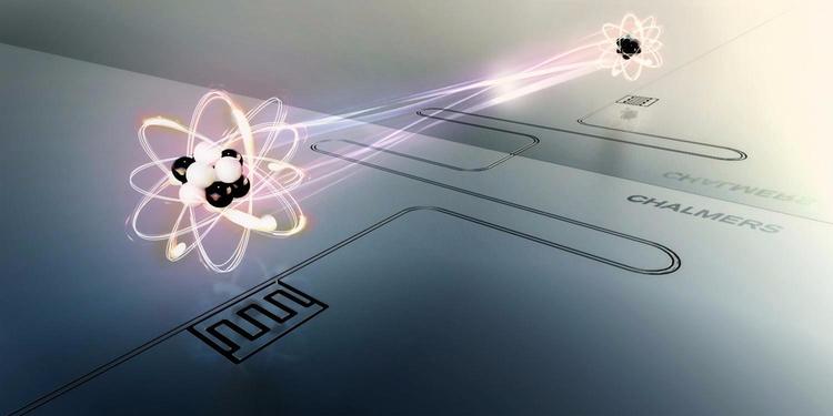 'Artificial Atoms - atom, engineered - valosalo | ello