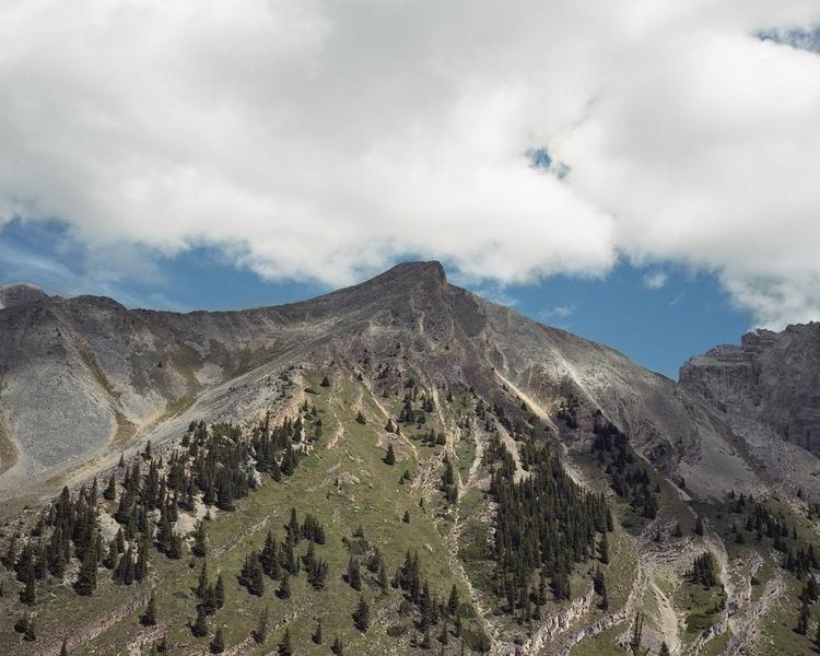 False Peak - 120mm, mamiya, mamiya7 - samnap | ello