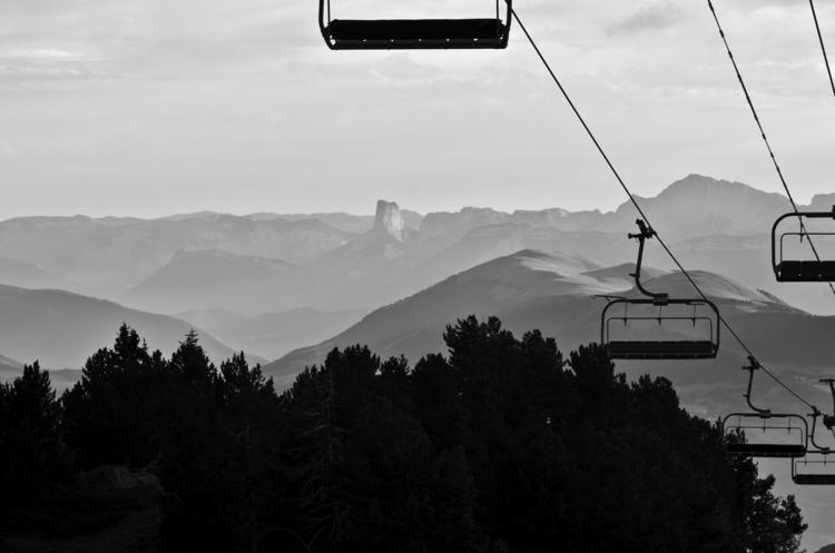 Belledonne mountains - vishwas_vasisht | ello