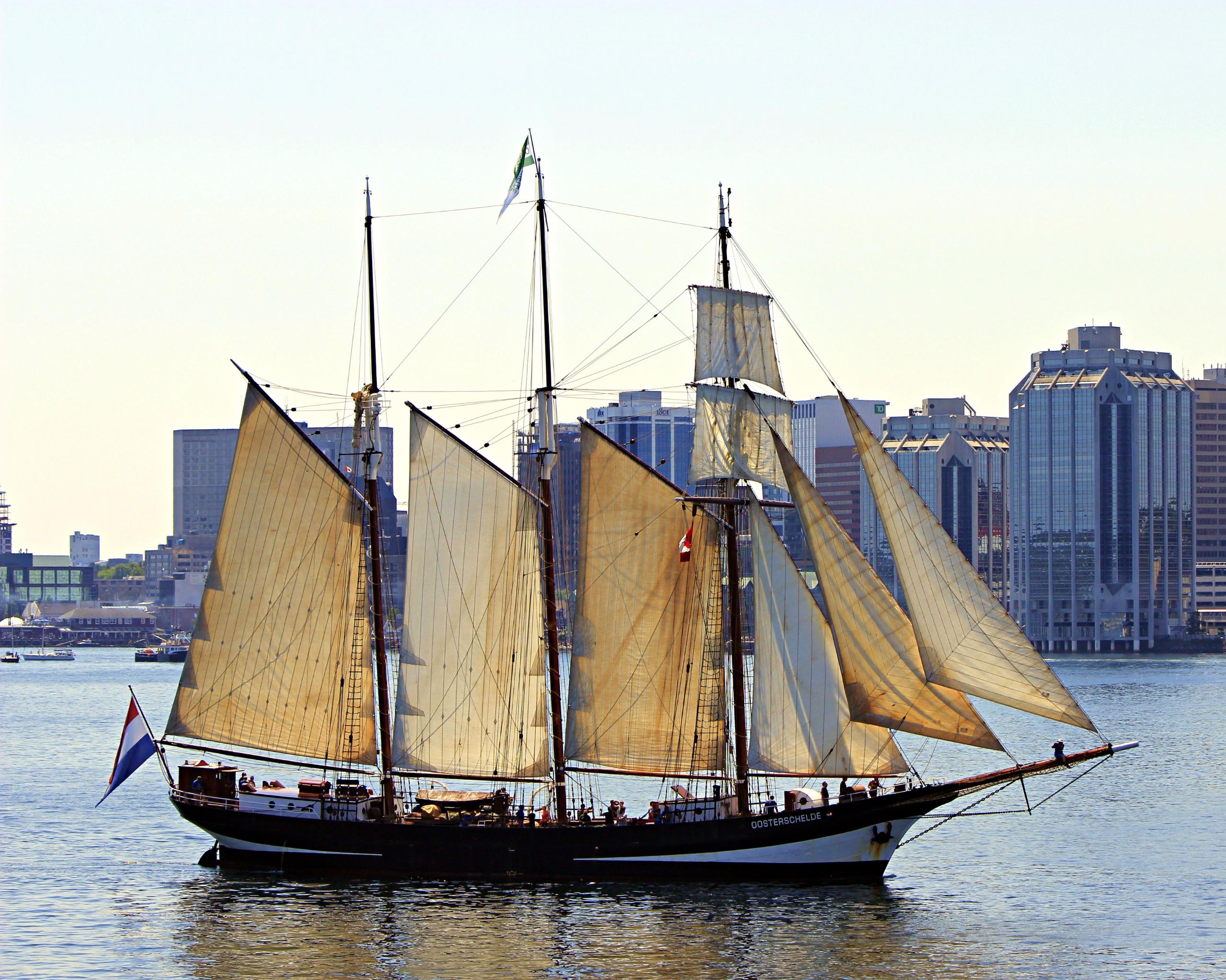 Parade Sail Halifax Harbour - A - brucefraser | ello