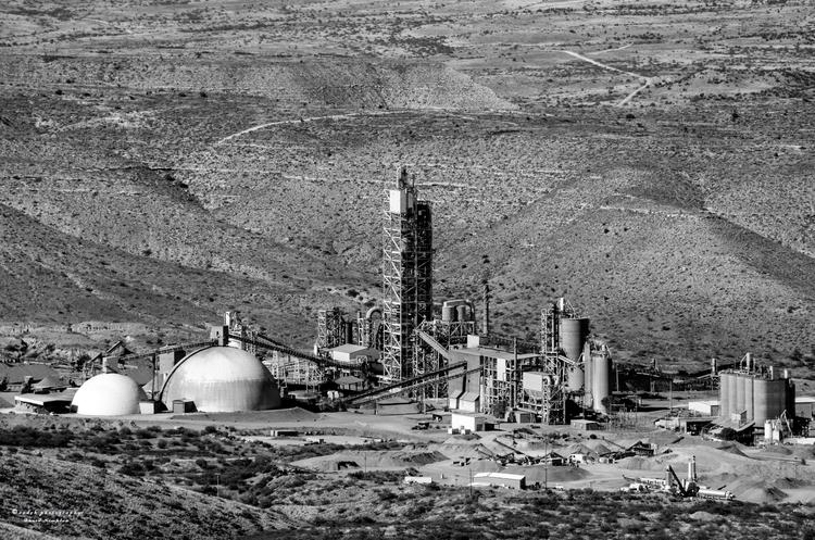 Chemical Plant, 2014 desert, mi - azdrk | ello
