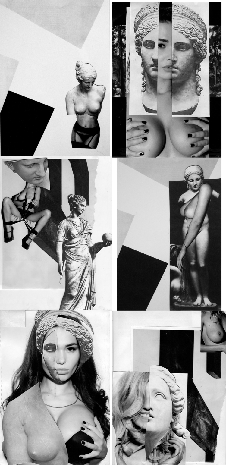 Collection collages years - art - frances-eve | ello