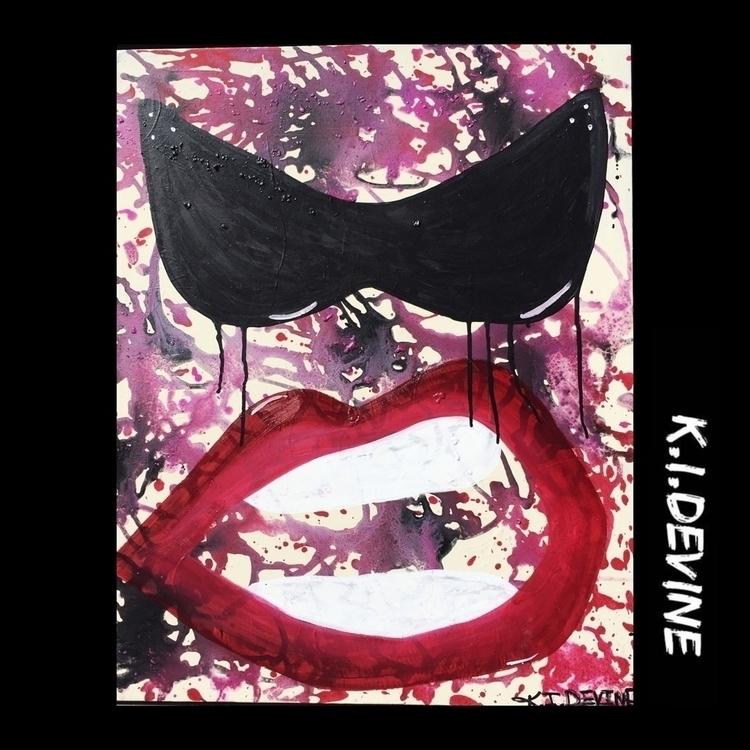 Sick pink shit - redlips, lips, sunglasses - kidevine | ello
