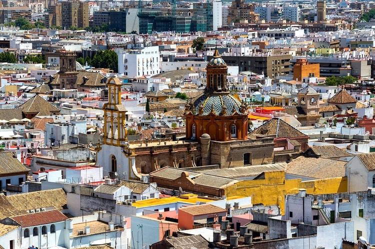 Sevilha, Espanha visit site - oiviagem | ello
