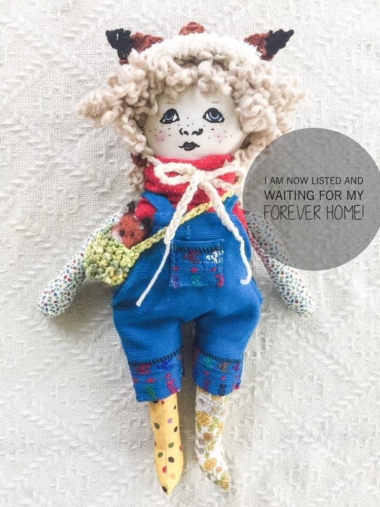 fox girl shop - foxgirl, clothdoll - littlerencreations   ello