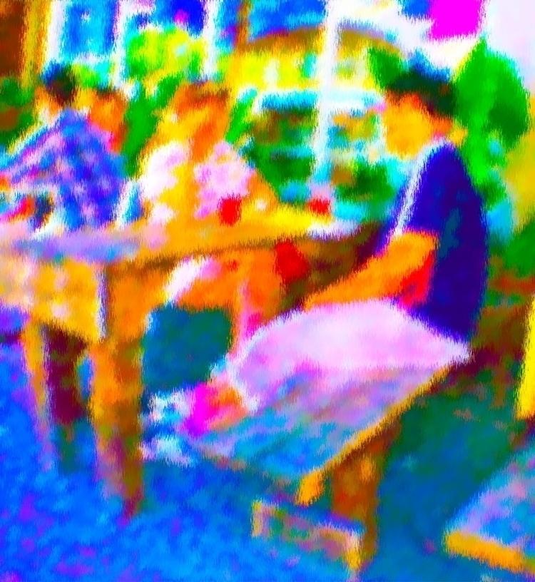 impressionist, photomanipulations - iammrben | ello