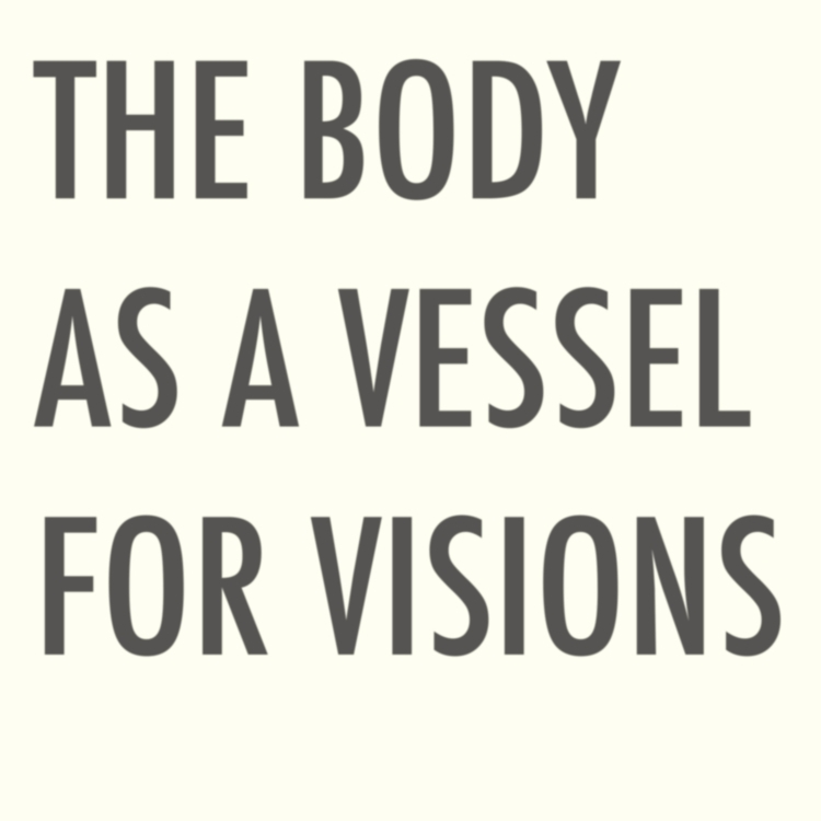 text, body, vessel, visions, minimalism - jkalamarz   ello