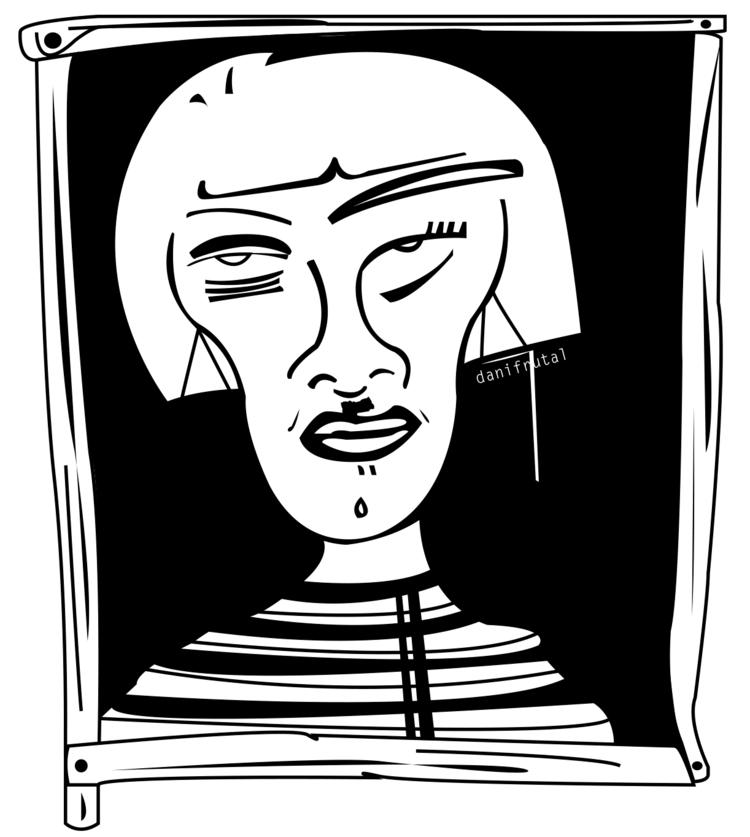 + ILUSTRACIÓN illustrator - danifrutal   ello