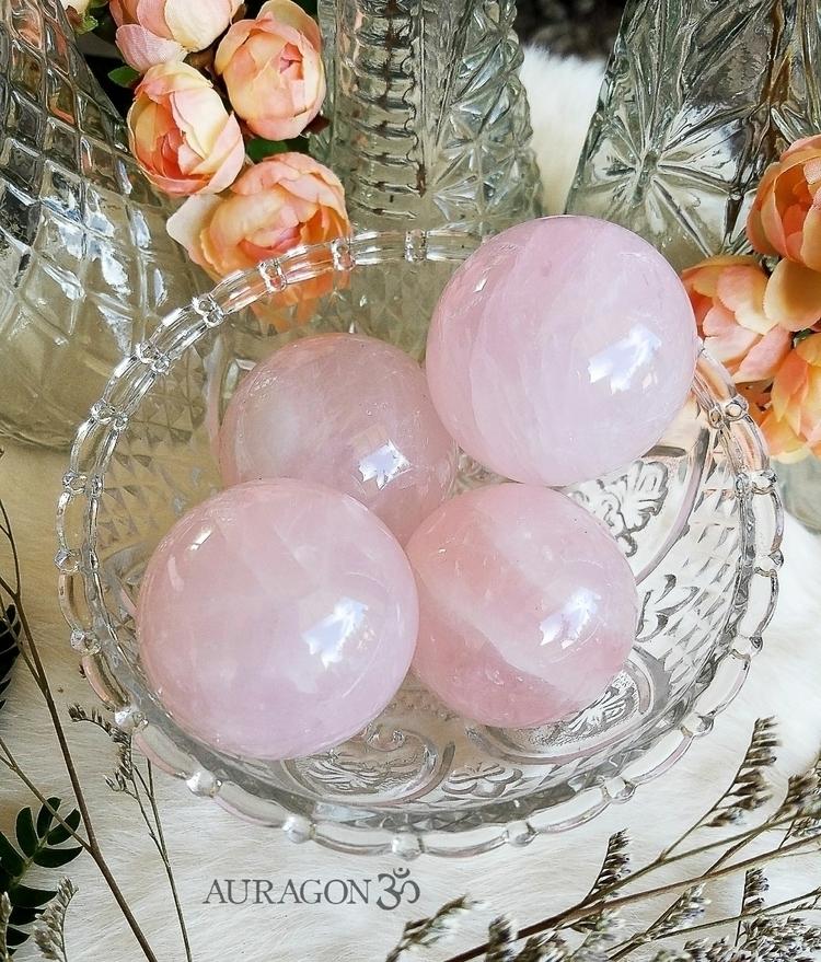 Rose Quartz stone unconditional - auragon | ello