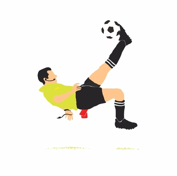 rogue ref - flow, football, goal - stefanvanzoggel   ello