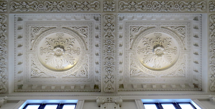 Ornate ceiling detail Seattle T - dave63 | ello