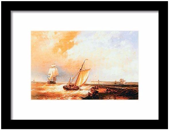 Dutch Pink Heading Sea Shipping - pixbreak | ello