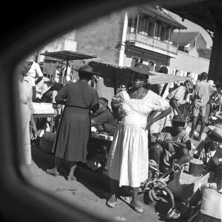 Cap-Haïtien, Haiti October 1958 - nickdewolfphotoarchive | ello