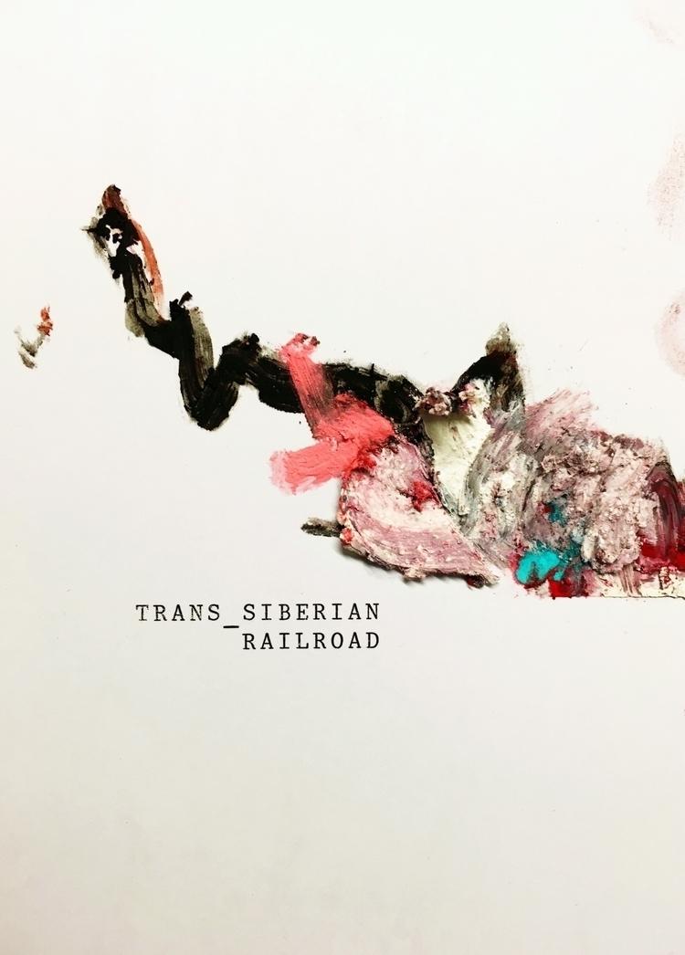 TRANS_SIBERIAN RAILROAD, 2017 s - jkalamarz | ello