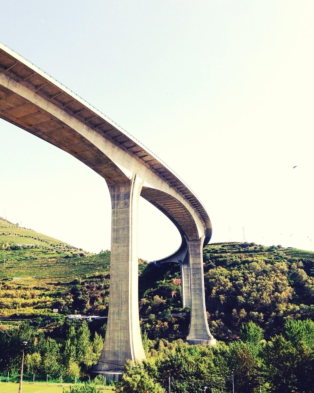 Régua bridge, Portugal - architecture - pmbmendonca | ello