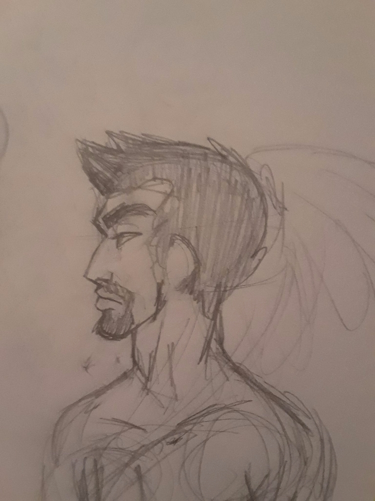 older sketches kinda juust dump - themagicbeans | ello