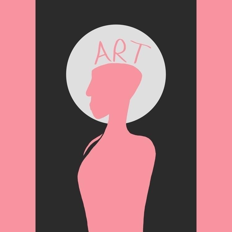 Tshirt - art, artist, artwork, drawing - sketch_study   ello