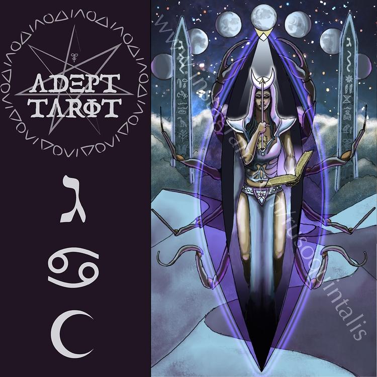 official, Adept Tarot! 2 - Prie - rusoquintalis | ello