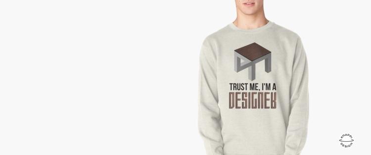 Trust Designer humorous designe - kaimetsavainio | ello