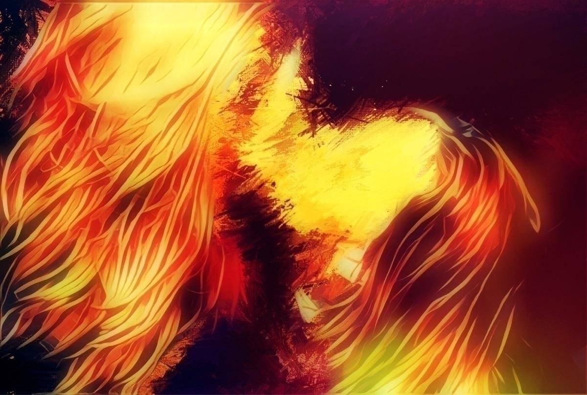 Passion pulled fire vision trou - originisunreachable | ello