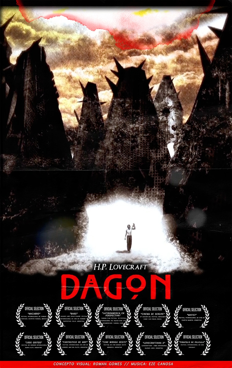 Dagon animation short film  - dagon - romangomes | ello