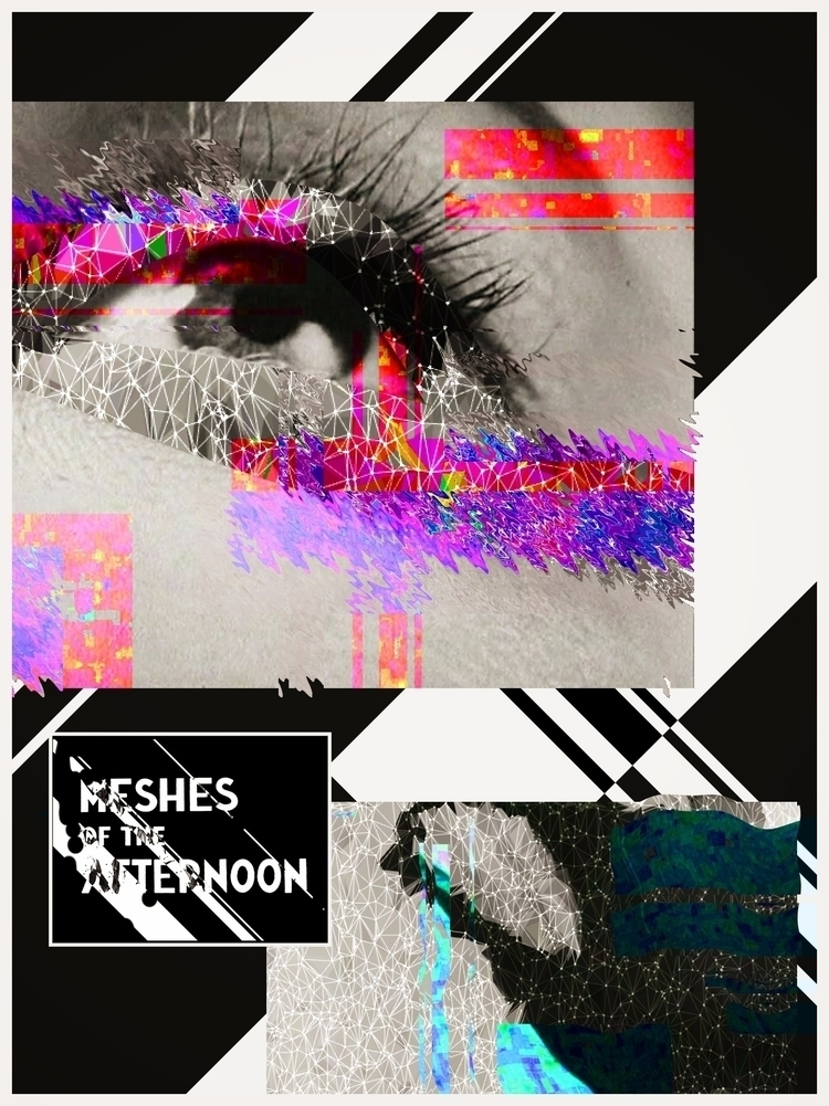 Meshes Afternoon ahsheegrek - graphic - ahsheegrek | ello