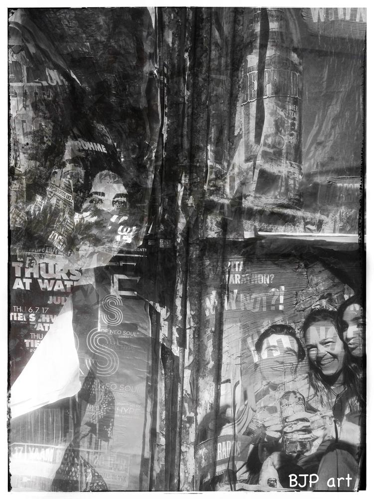 Plakate  - BJP_art, Lichtspurkomposition - bringfried | ello