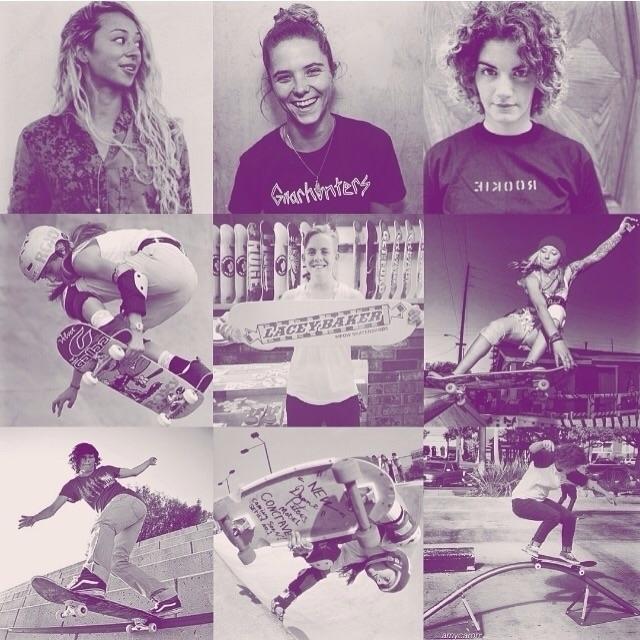 women skateboarding talents spo - coolfreedude | ello