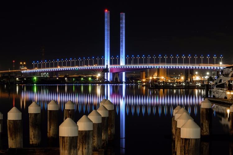 Bolte Bridge - architecture, australia - realstephenwhite | ello