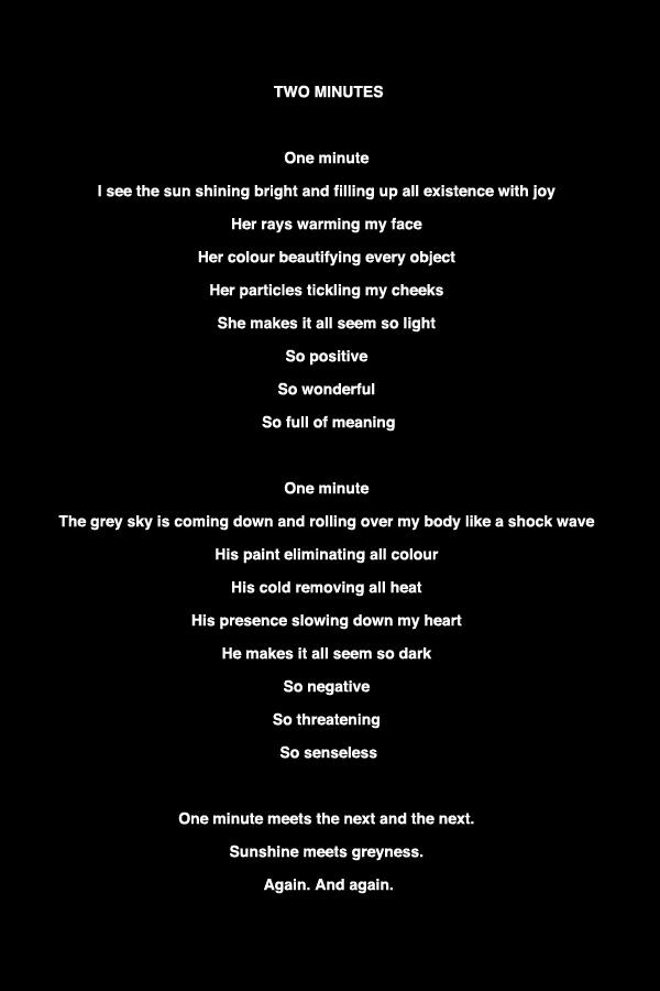 poetry, twofaced - hi_fny   ello