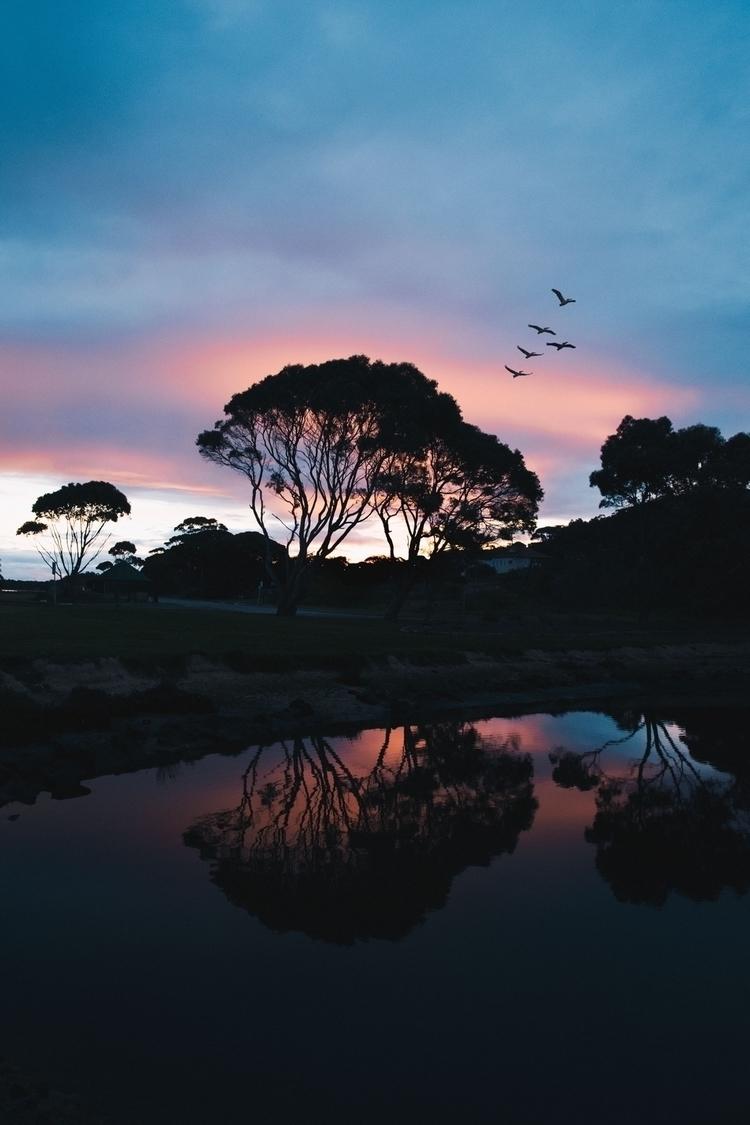 sunset - coreyjbatt   ello