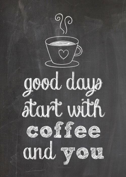 Good days start coffee Remember - ellocoffeelovers | ello