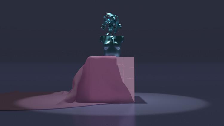 Pain - 3D, 3dart, art - dzproduction | ello