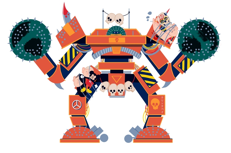 Cacto Bot - mikedriver | ello