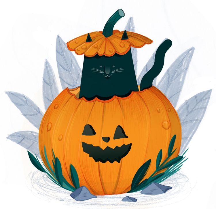 halloween piece magazine - mikedriver | ello