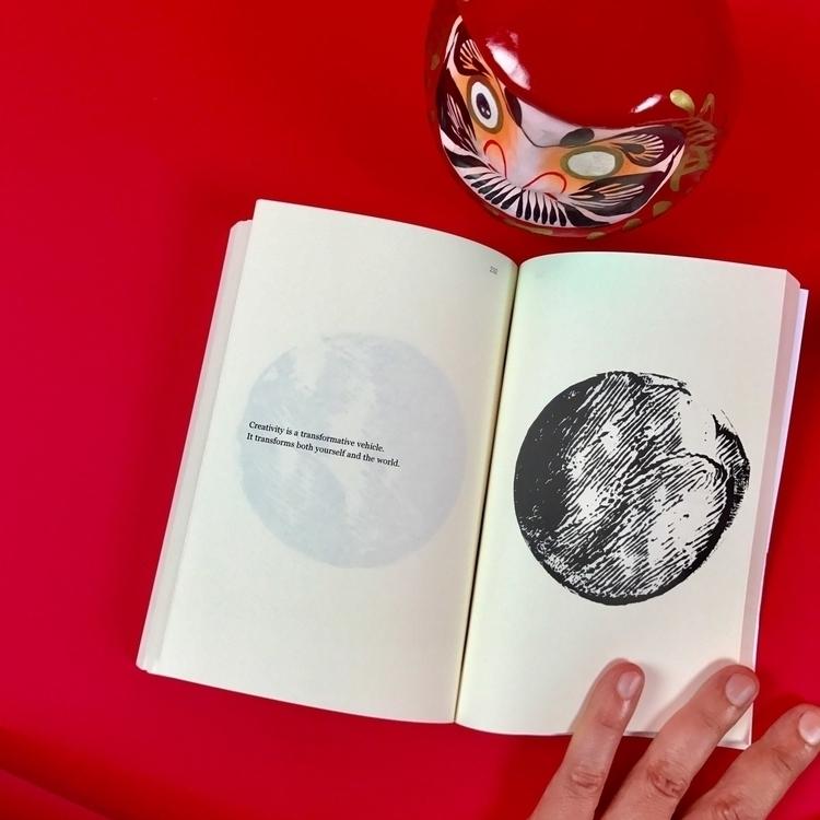 creative, creativity, book, youareacircle - profgprofg | ello