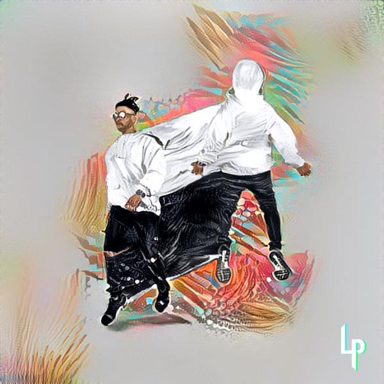 Album concept art - luckypython | ello