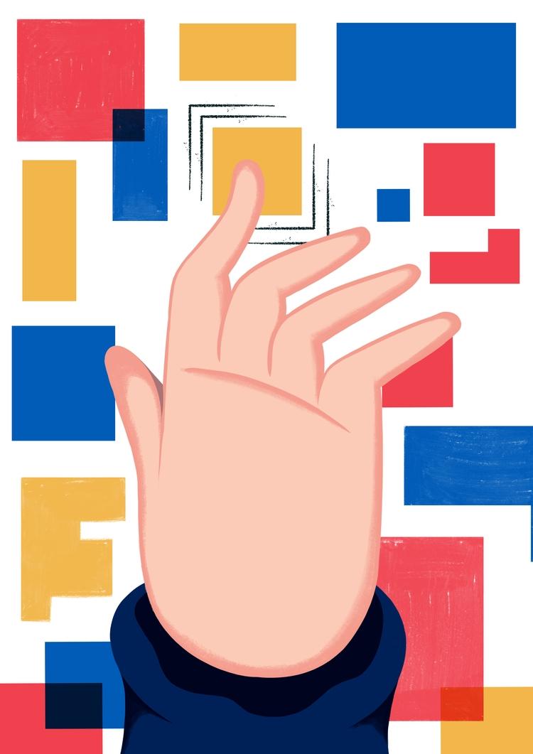 Pixel Play - mikedriver | ello