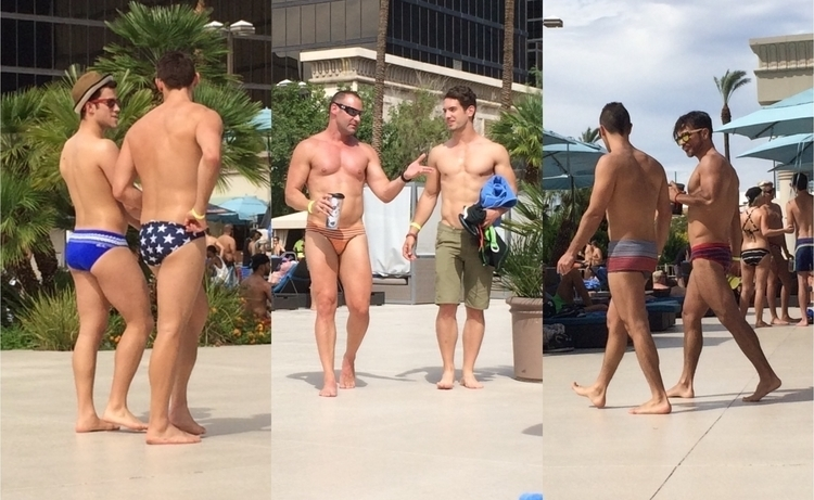 Pool Party, Luxor, Las Vegas, N - nicomartinez | ello