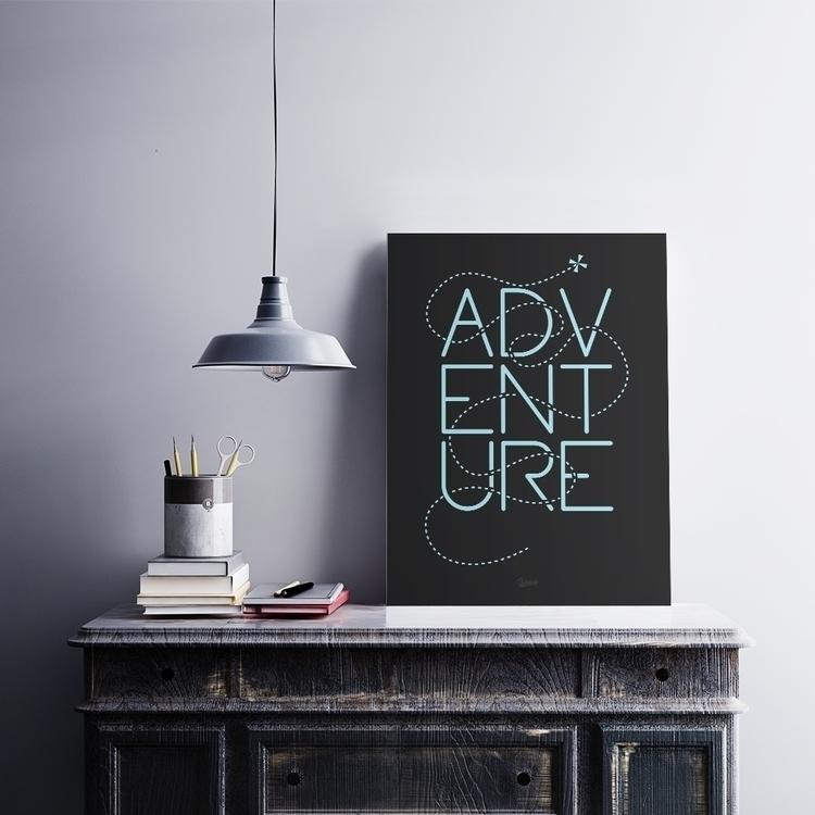 Adventure Poster sucked routine - solehab | ello