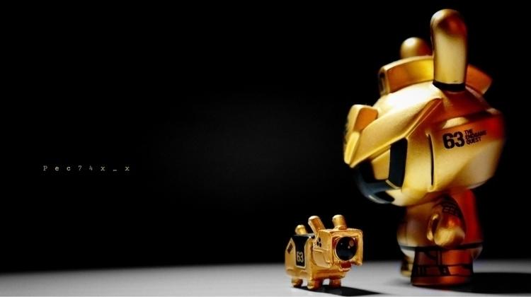 Golden Ticket - pec74x_x | ello