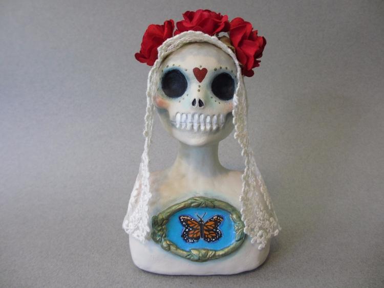 Day Dead Art Doll Amber Leilani - amberleilani | ello