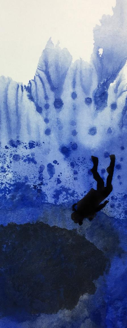 Deep Breaths day: ink paper - artwork - robert_wente | ello